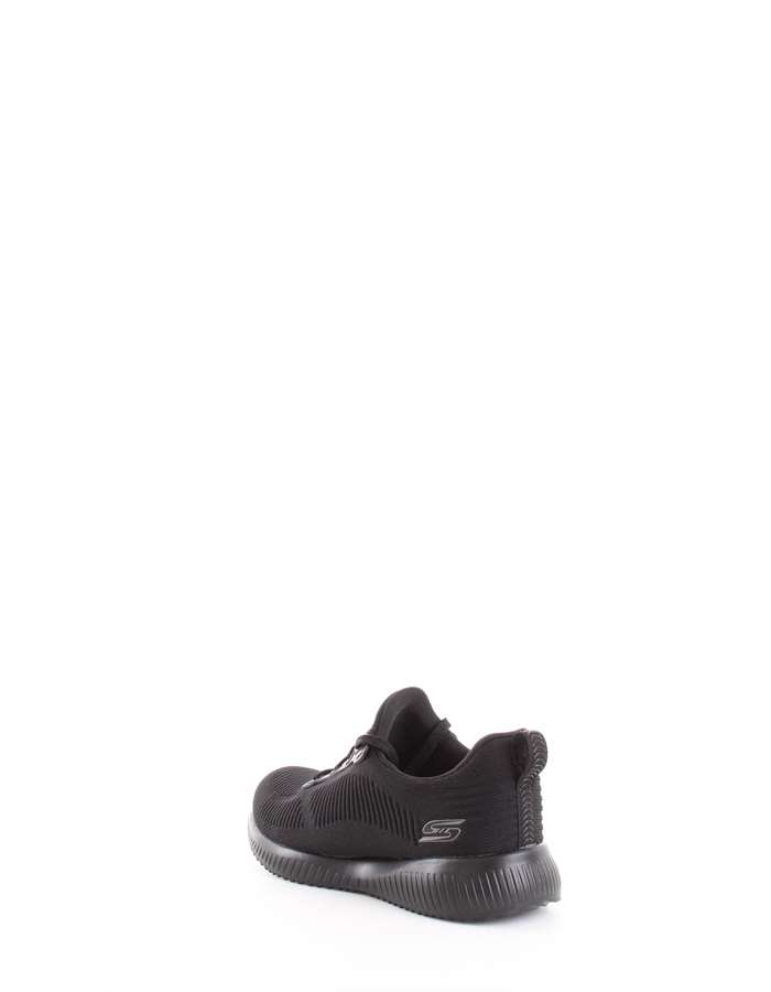 Skechers Running Shoes Bbk-black