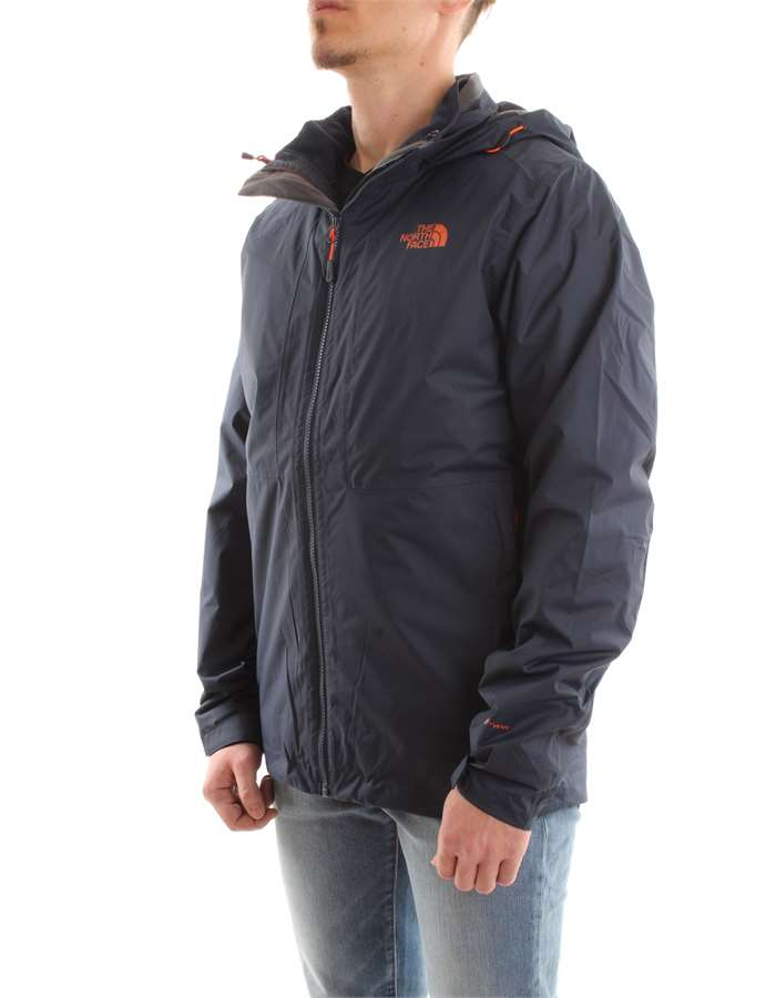 The North Face Jacket H2G-blue
