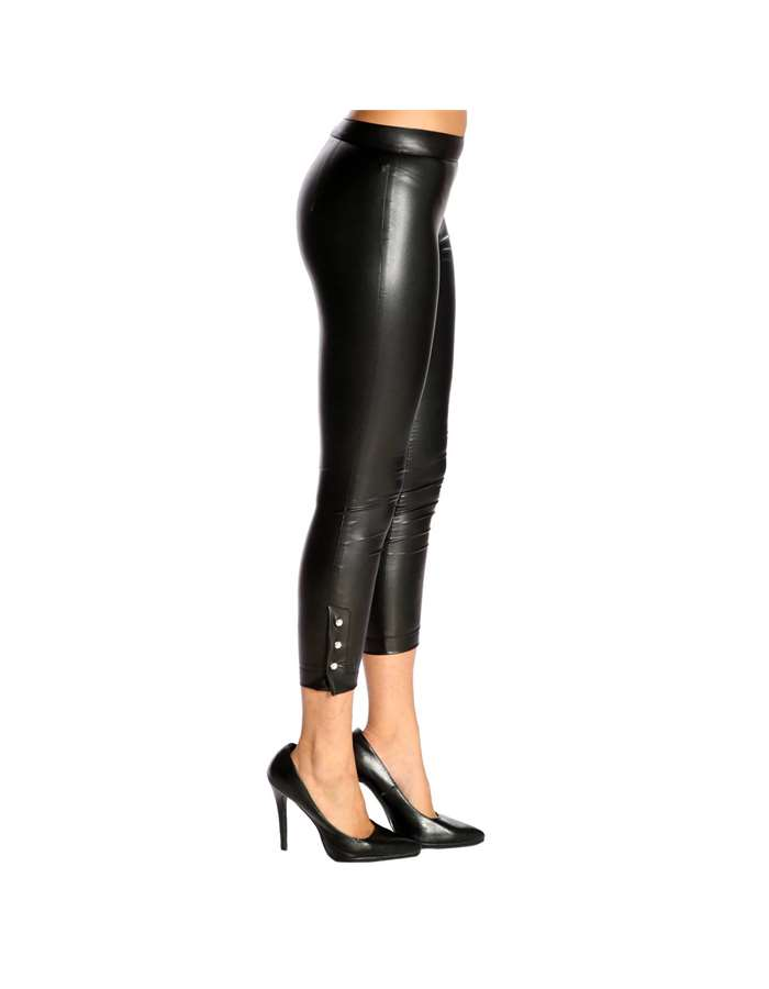 Twin-Set Leggings 00006-nero