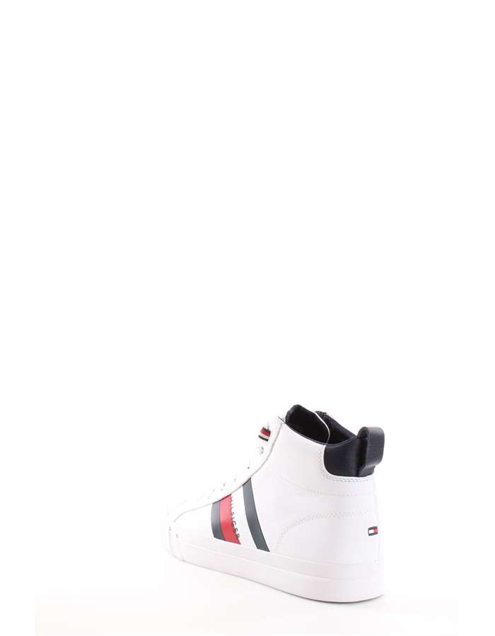 Tommy Hilfiger Shoes Sneakers White