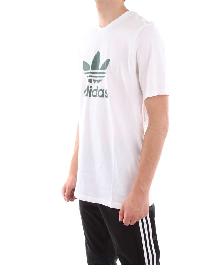 Adidas Originals T-shirt Bianco