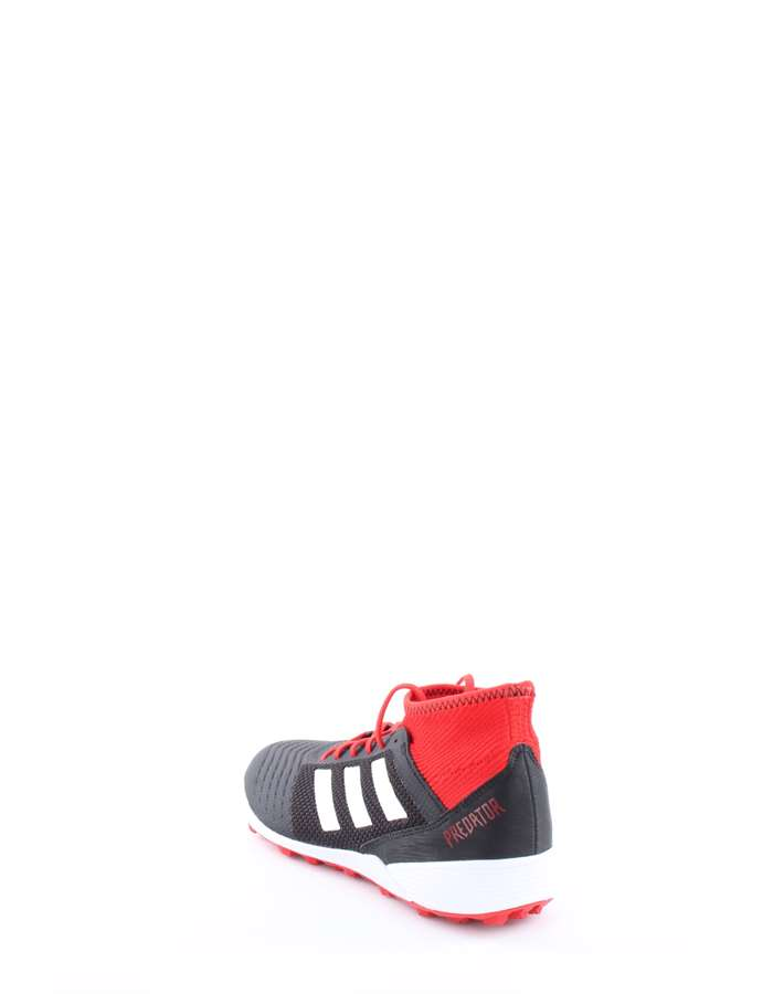 ADIDAS Football shoes Black red