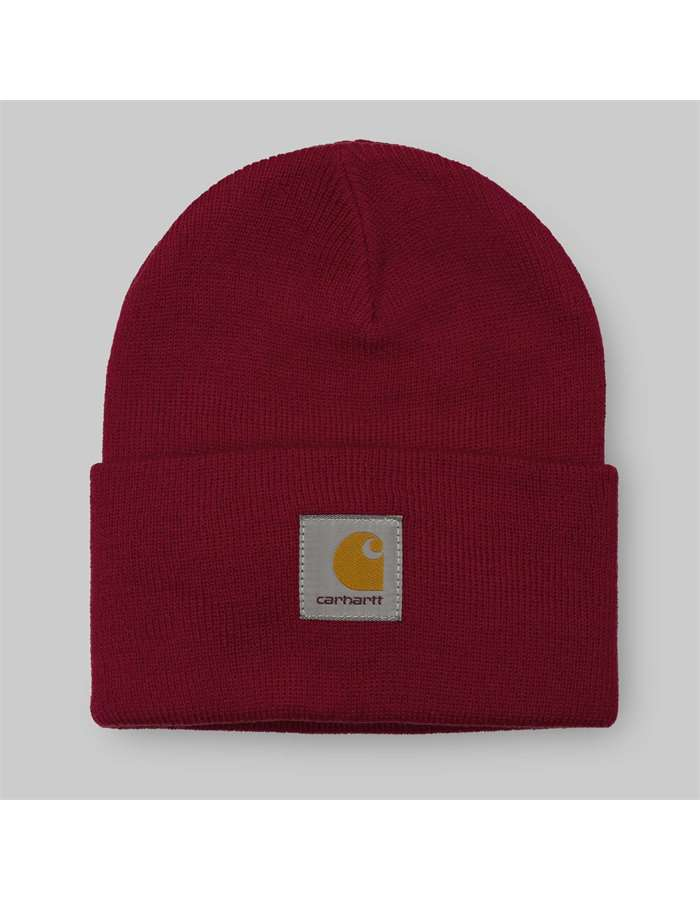 Carhartt Hat Lr-00-Red