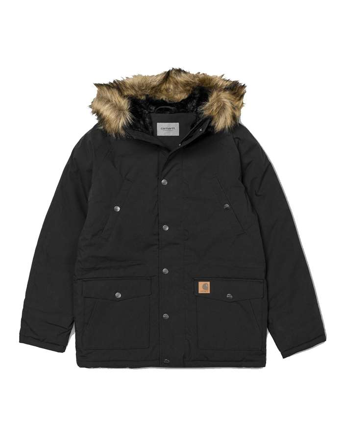 Carhartt Jacket 89-90-Black