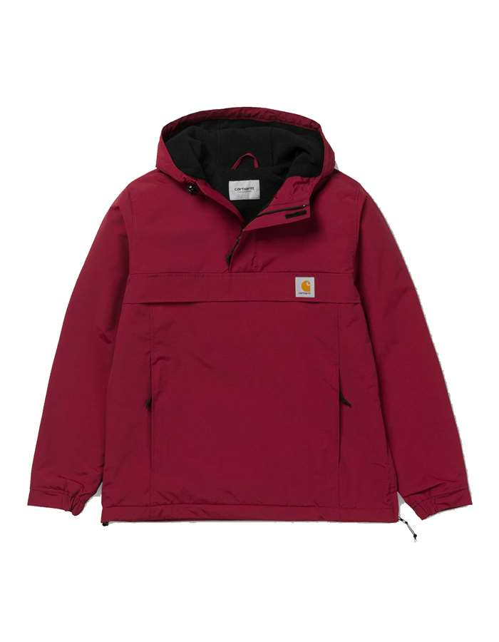 Carhartt Jacket 884-00-burgundy