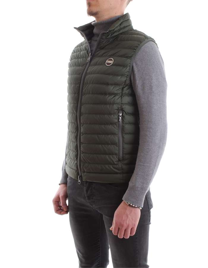 Colmar Originals Gilet 334-verde-bosco