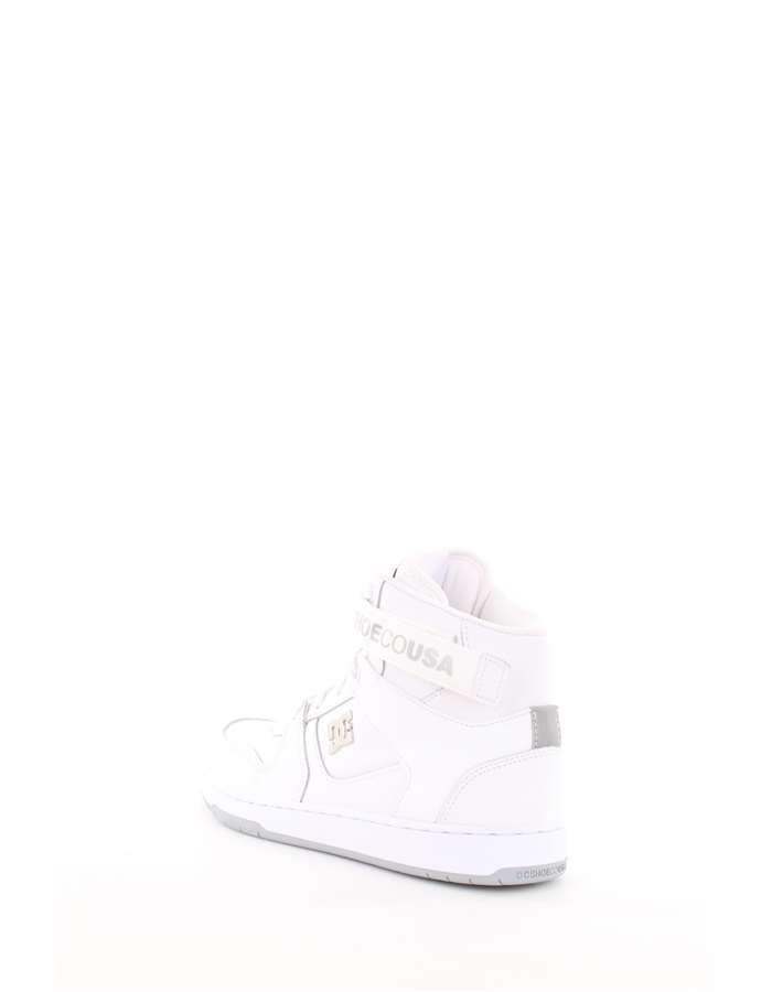 DC Shoes Sneakers Wht-bianco