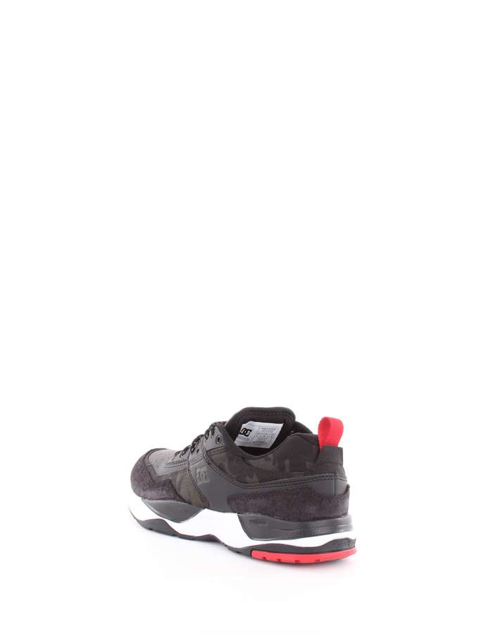 DC Shoes Sneakers Bcm-nero-camouflage