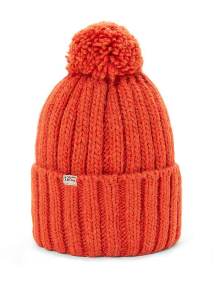 Napapijri Hat A60-orange-red