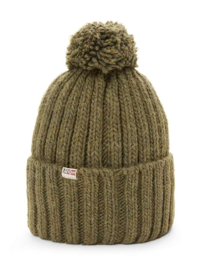 Napapijri Hat Gd3-green-moss