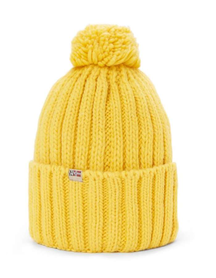 Napapijri Hat Y36-yellow
