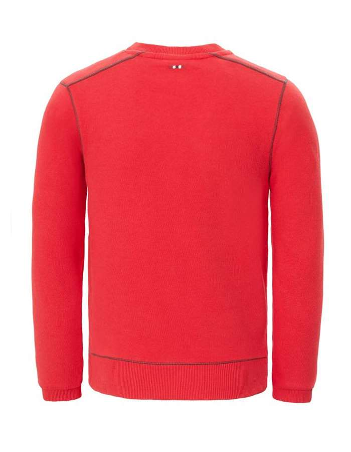 Napapijri Sweat R41-Red-pop