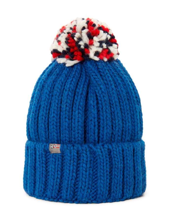 Napapijri Hat Ba5-blue-royal