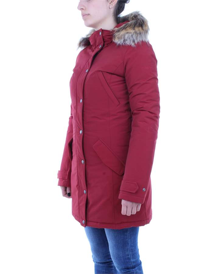 Penn-Rich Woolrich Jacket BKR-red