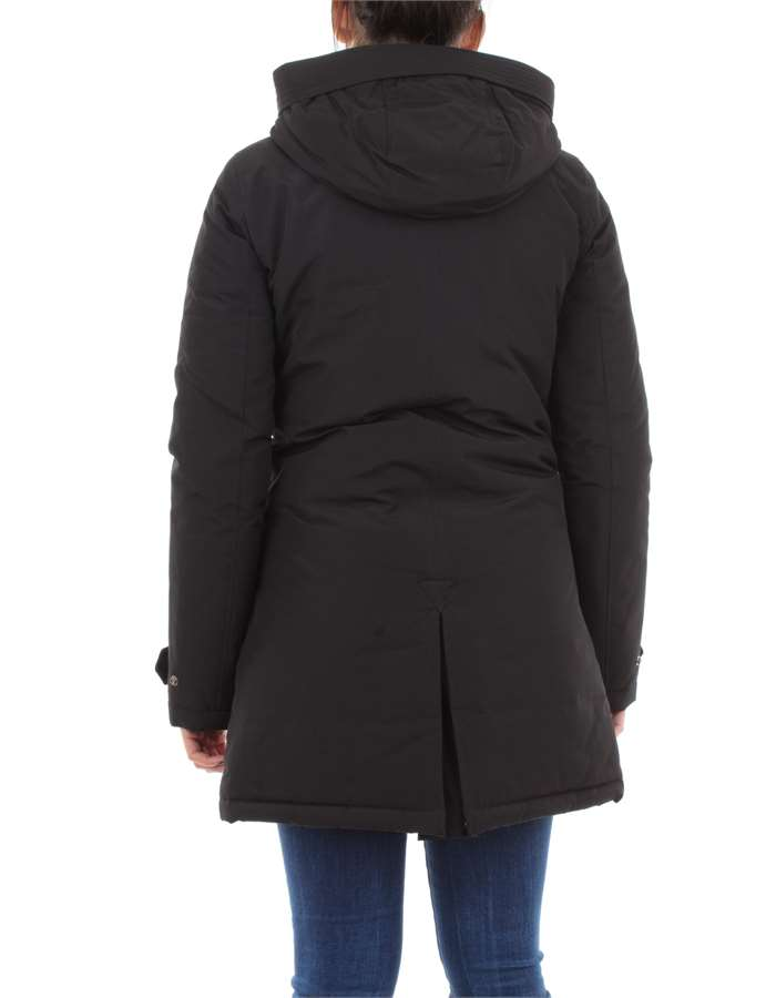 Penn-Rich Woolrich Jacket Blk-black