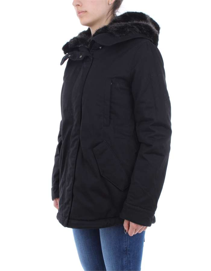 Penn-Rich Woolrich Jacket 100-Black
