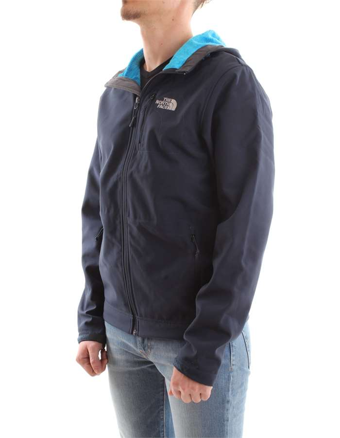 The North Face Jacket Rgl-blue