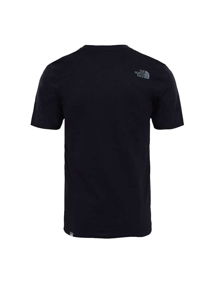 The North Face T-shirt Jk3-nero