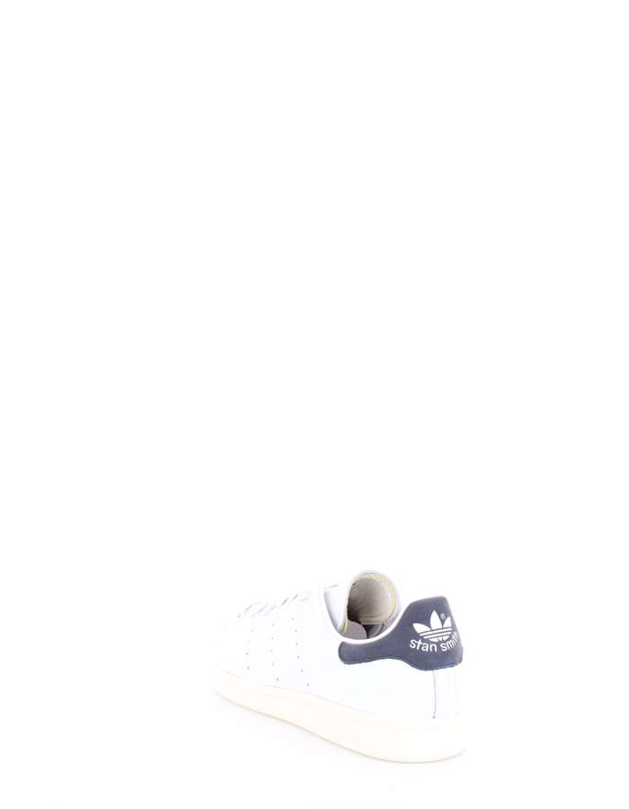 ADIDAS Sneakers White-Blue