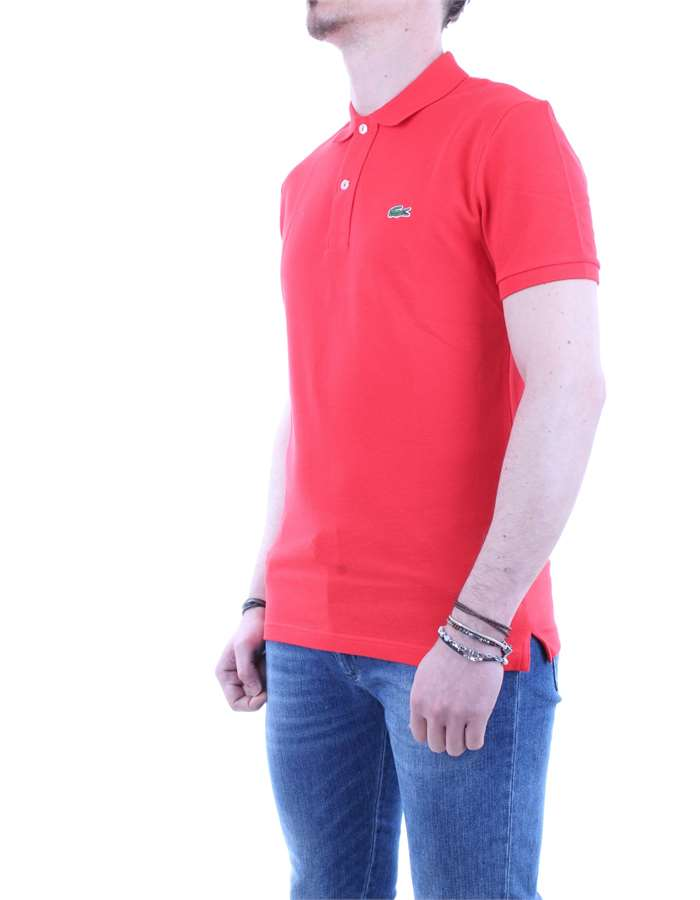 Lacoste Polo  Red