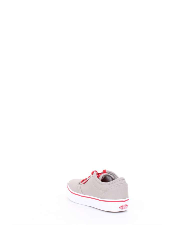 Vans Sneakers Gray-red