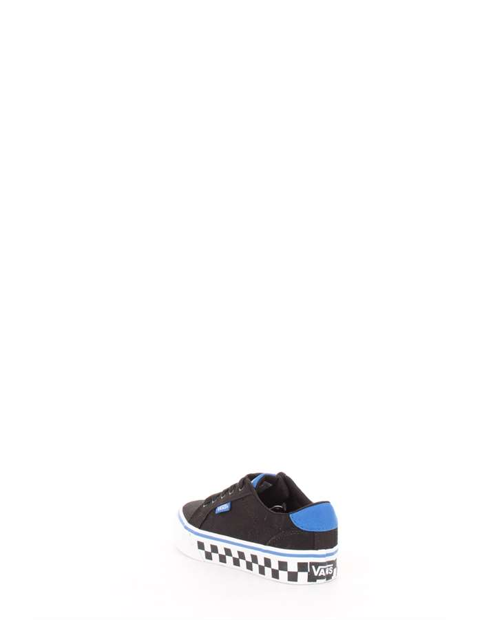 Vans Sneakers Black-Blue