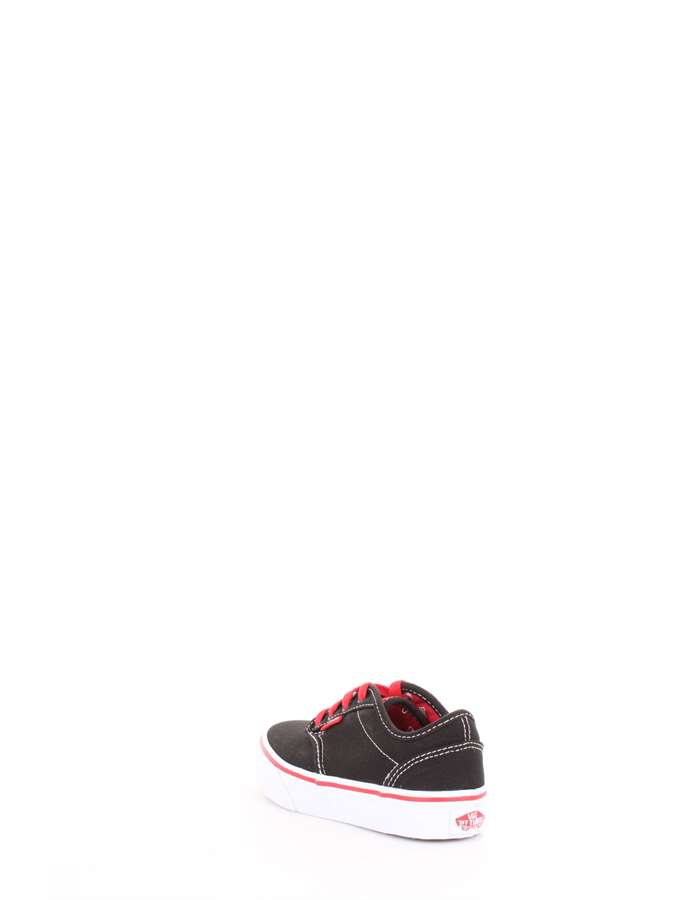 Vans Sneakers Black-red