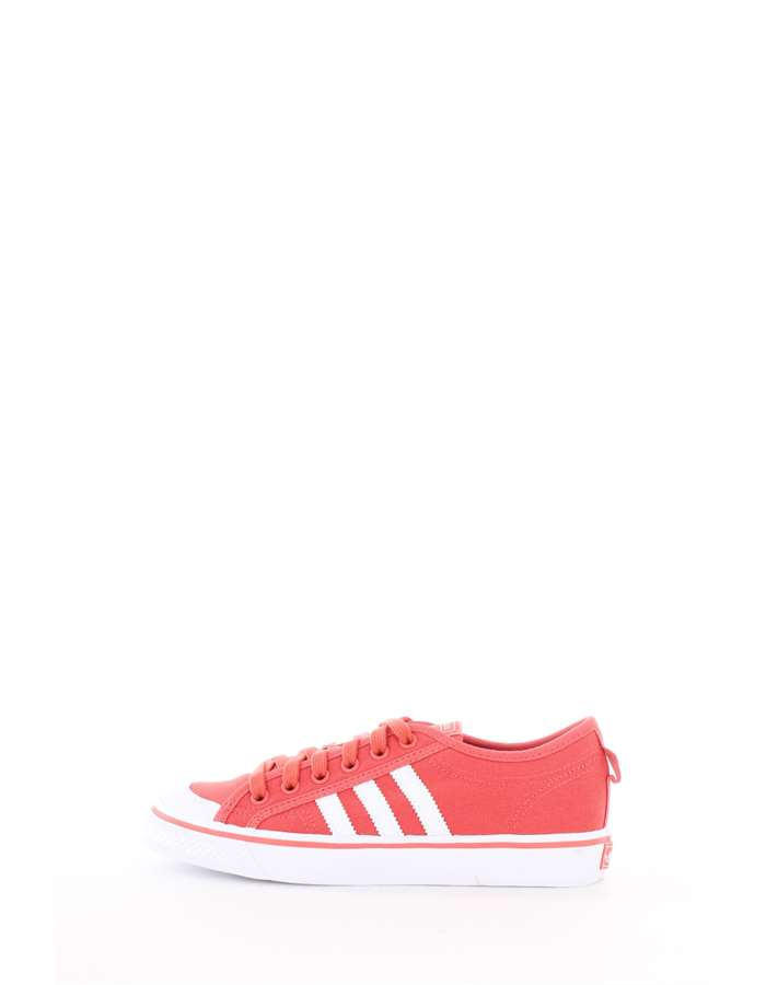 Adidas Originals Scarpe Bambino Sneakers Ruggine CQ2063-NIZZA-J