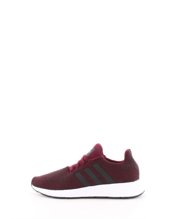 Adidas Originals Scarpe Uomo Sneakers Bordeau CQ2118-SWIFT-RUN