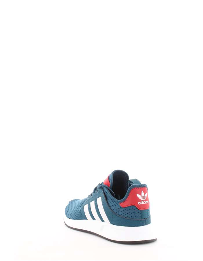 Adidas Originals Sneakers Blu-petrolio