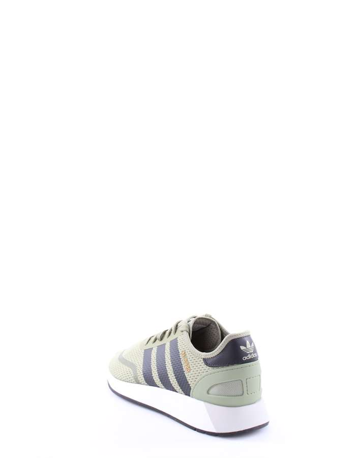 Adidas Originals Sneakers Verde-carbone-bianco