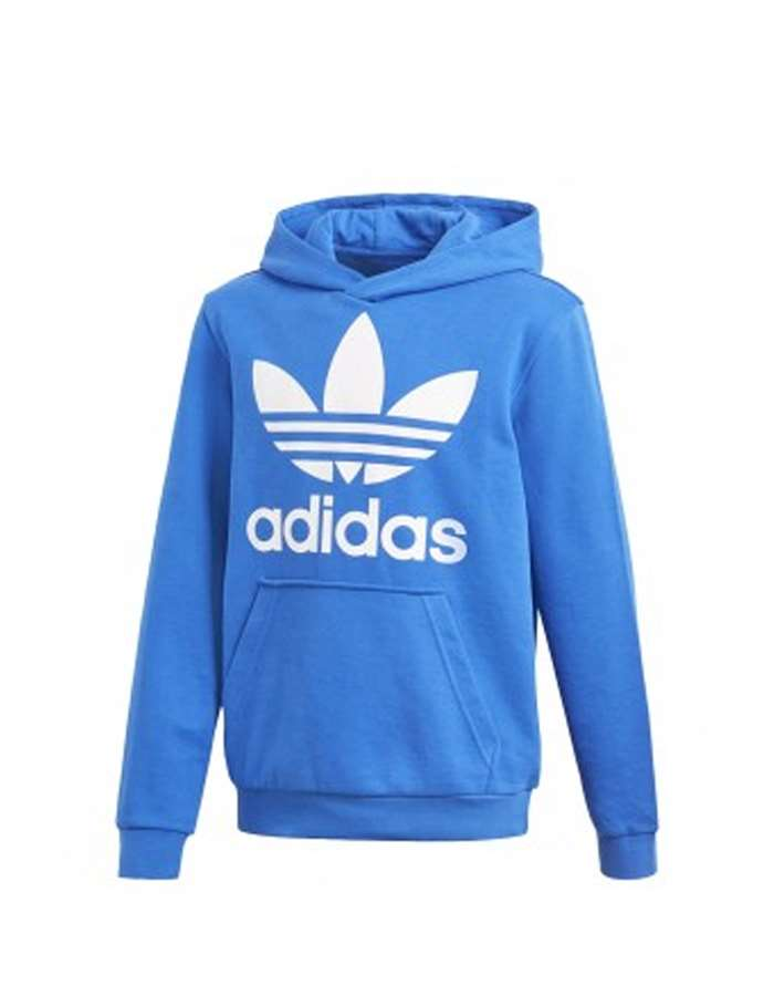 ADIDAS Sweat Blue-white