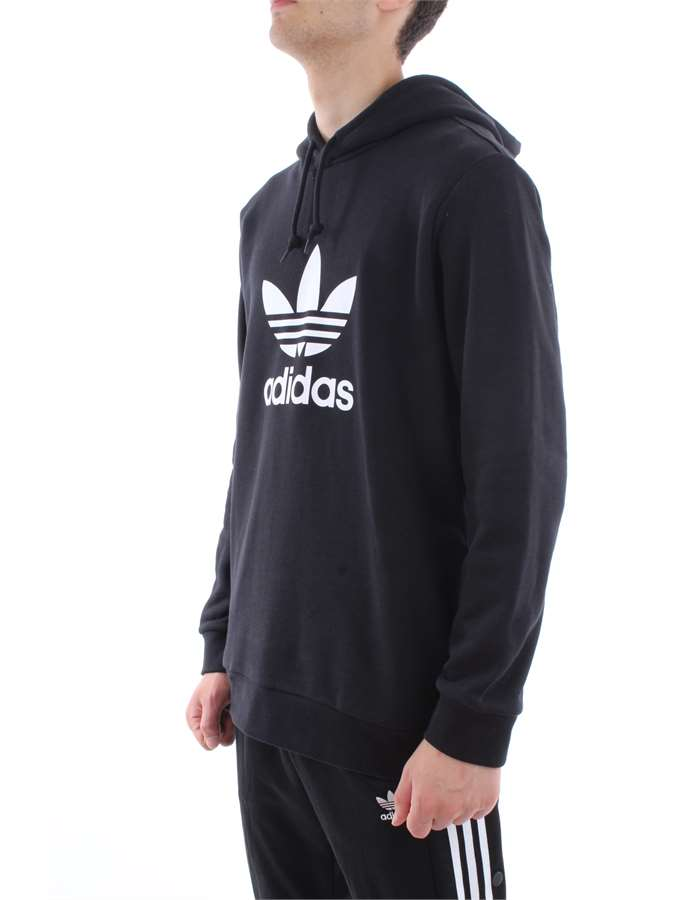 Adidas Originals Felpa Black