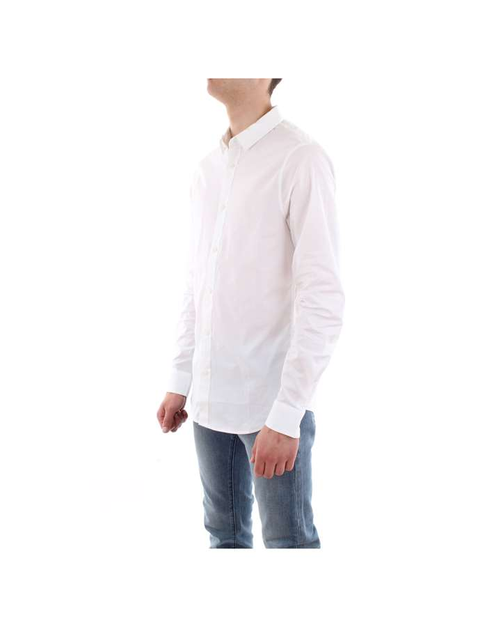 Armani Exchange Camicia 1100-white