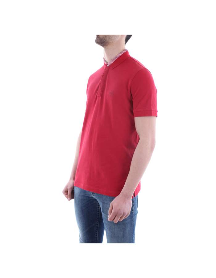 Armani Exchange Polo 1435-chili-pepper