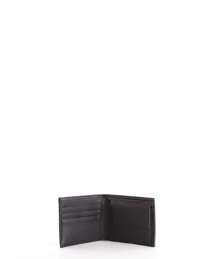 Armani Exchange Wallet 53620-black
