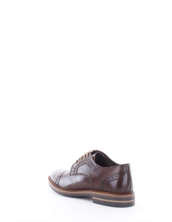 Base London Lace up shoe 208-brown
