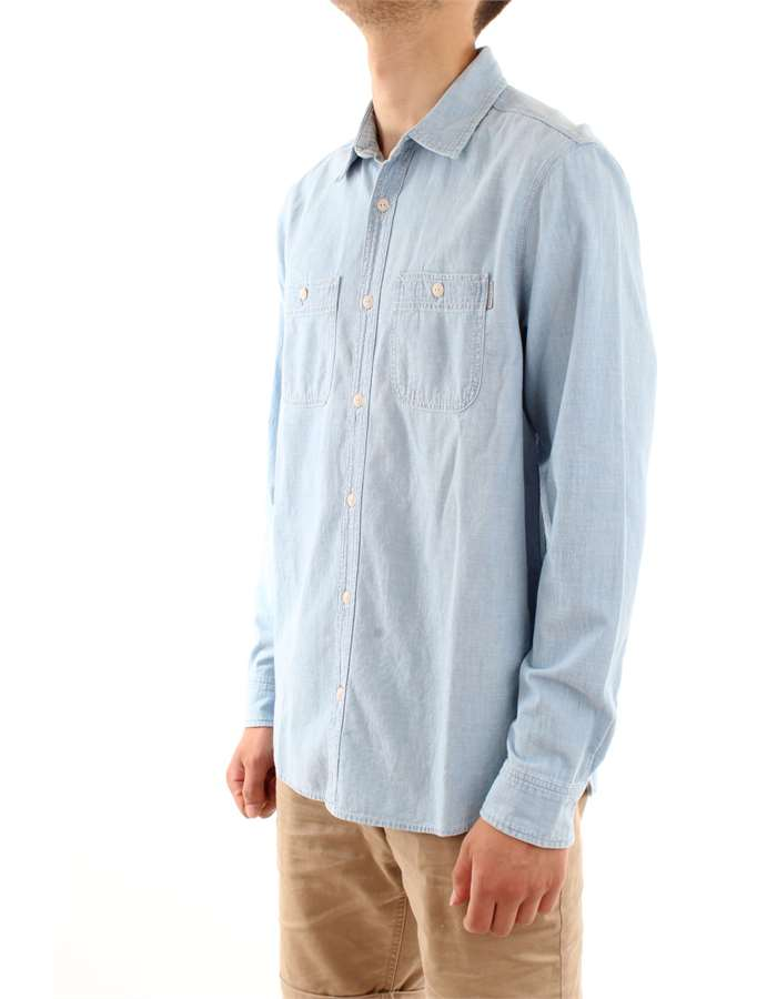 Carhartt T shirt  01-12-blue-washed