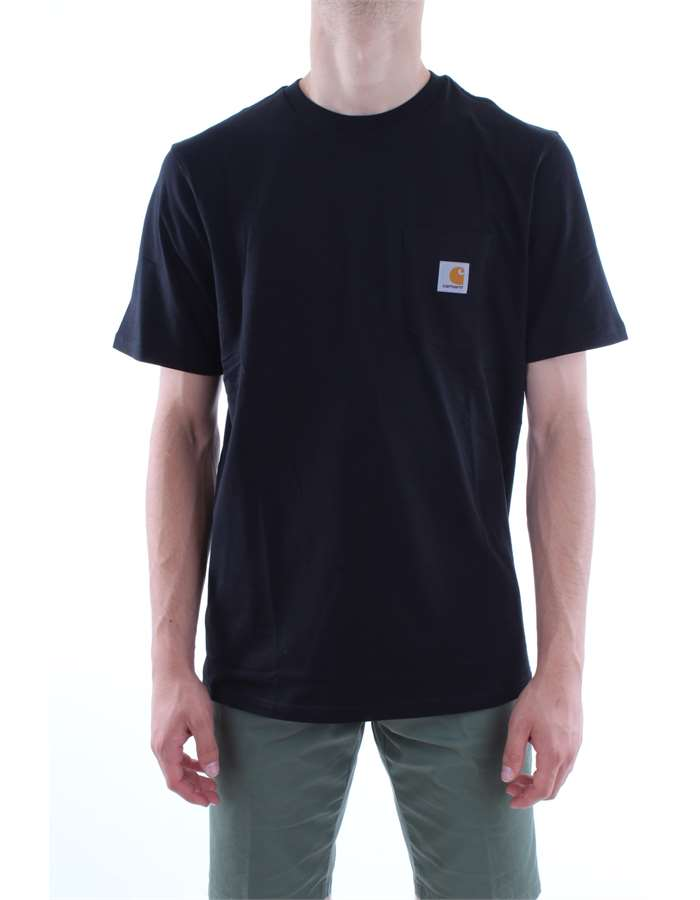 Carhartt Clothing T shirt   I022091-S-S-POCKET-T-SHIRT