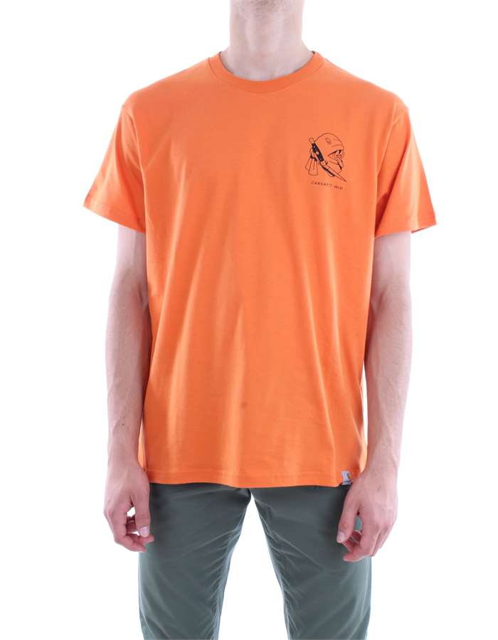 Carhartt Clothing T shirt   I024752-S-S-TRUST-NO-ONE-T-SHIRT