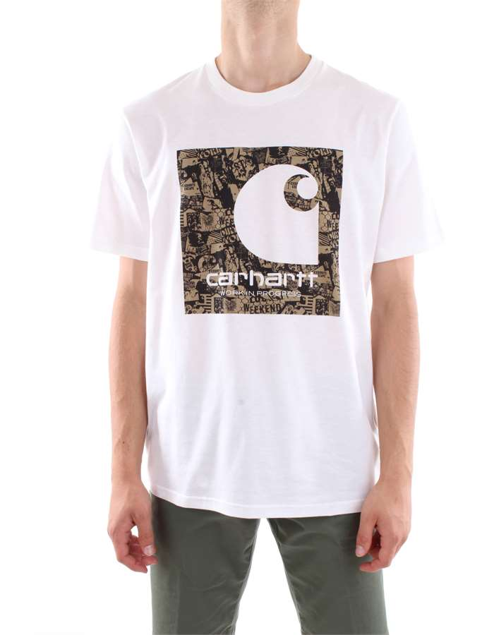 Carhartt Clothing T shirt   I024755-S-S-COLLAGE-T-SHIRT