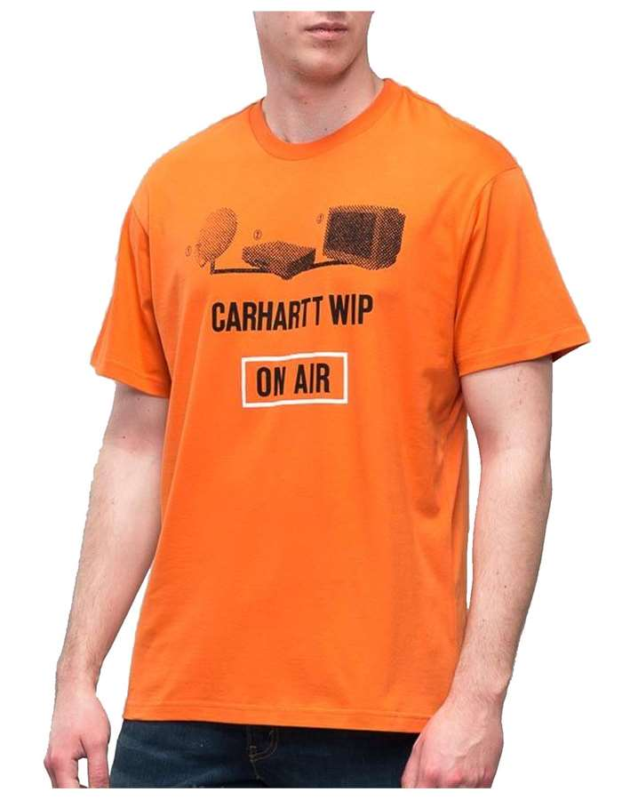 Carhartt T shirt  963-90-orange