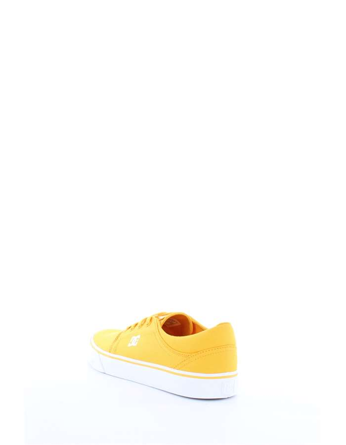 DC Shoes Sneakers YWG-yellow