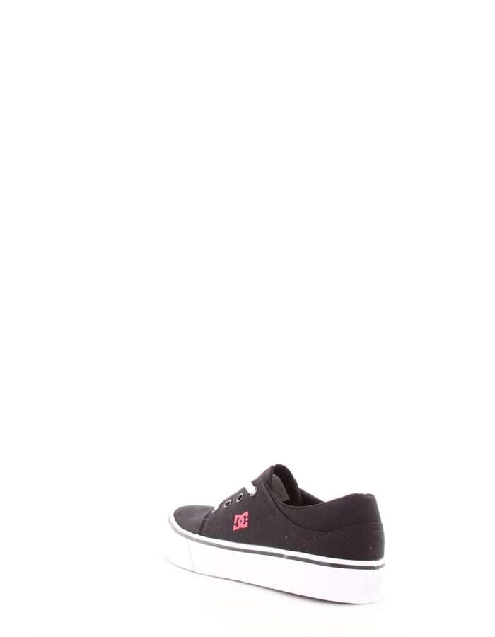DC Shoes Sneakers Xkrw-nero-rosso-bianco