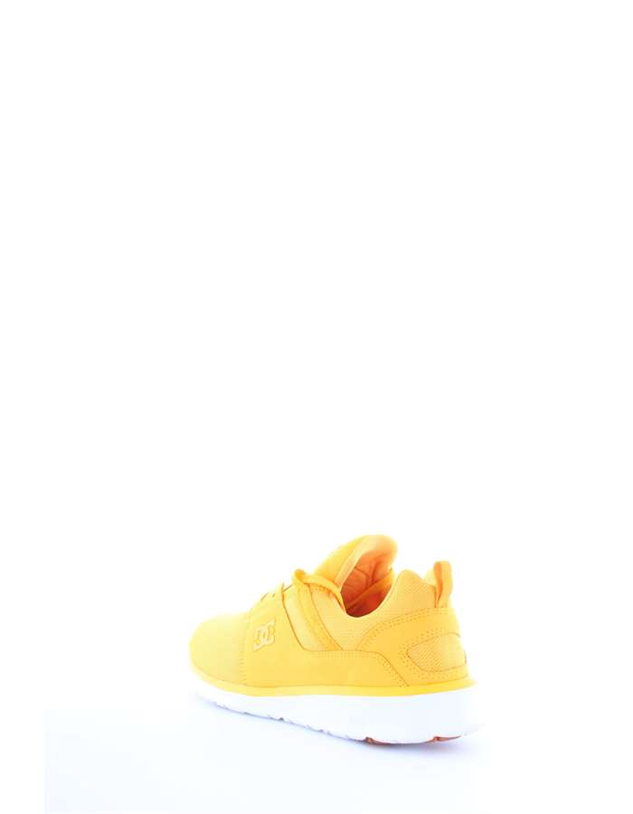 DC Shoes Sneakers Ywg-giallo