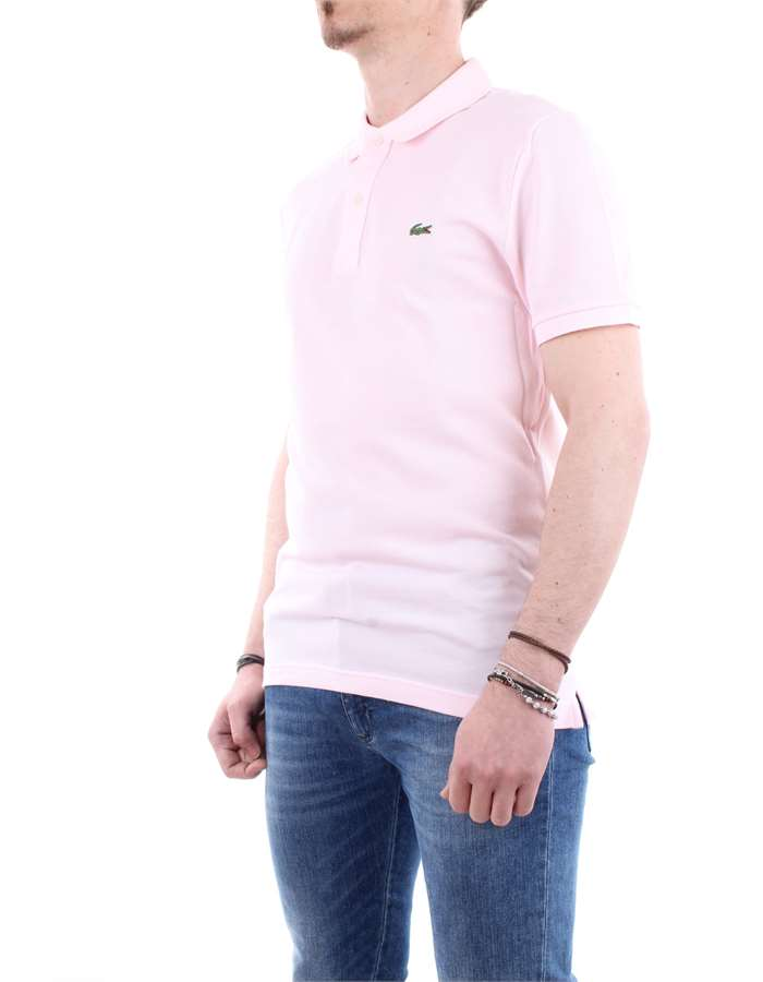 Lacoste Polo  T03-Rose