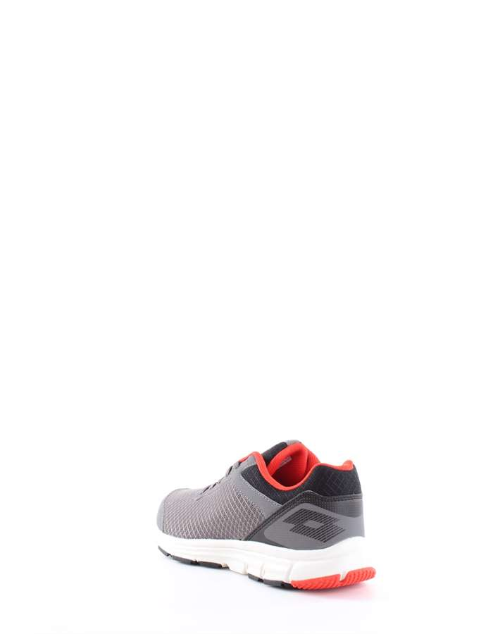 Lotto Shoes Gray-black