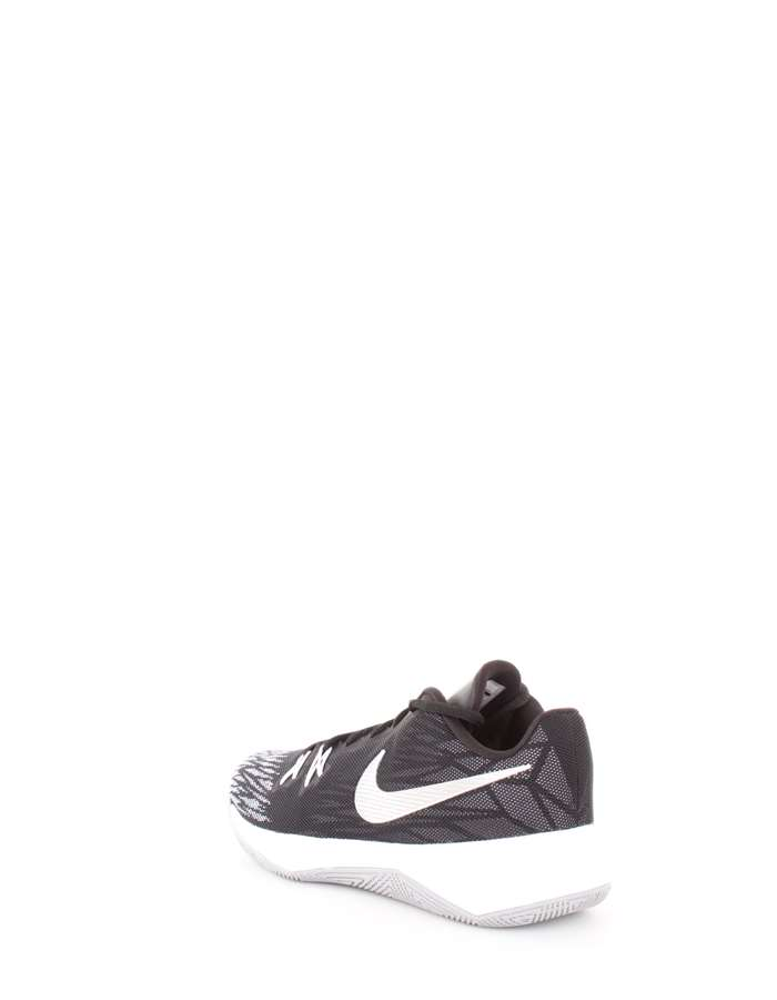 Nike Sneakers 001-black-mettalic-grey