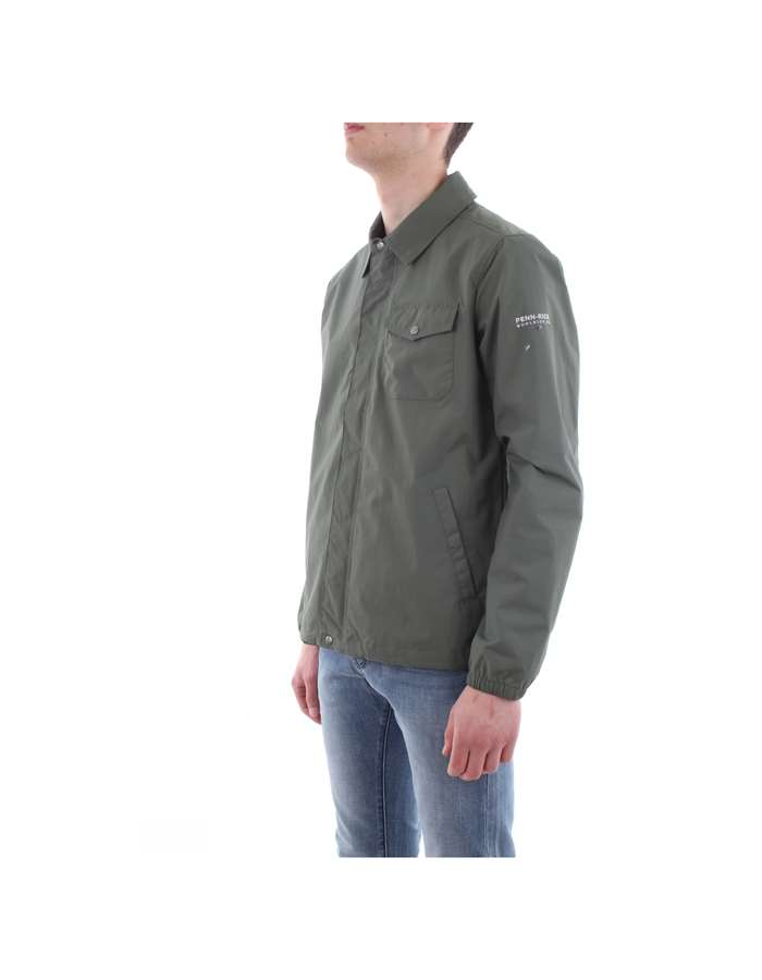 Penn-Rich Woolrich Jacket 682-hunter-green