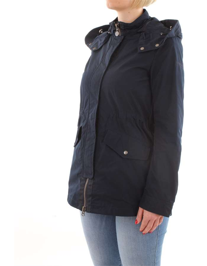 Penn-Rich Woolrich Jacket 397-deep-blue